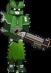 Anti toxic Combat Buster