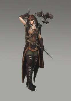 Taara concept preview by Abend86