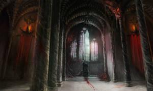 Cursed throne