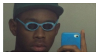 Tyler, The Creator Sunglasses Stamp by Cool-Taco