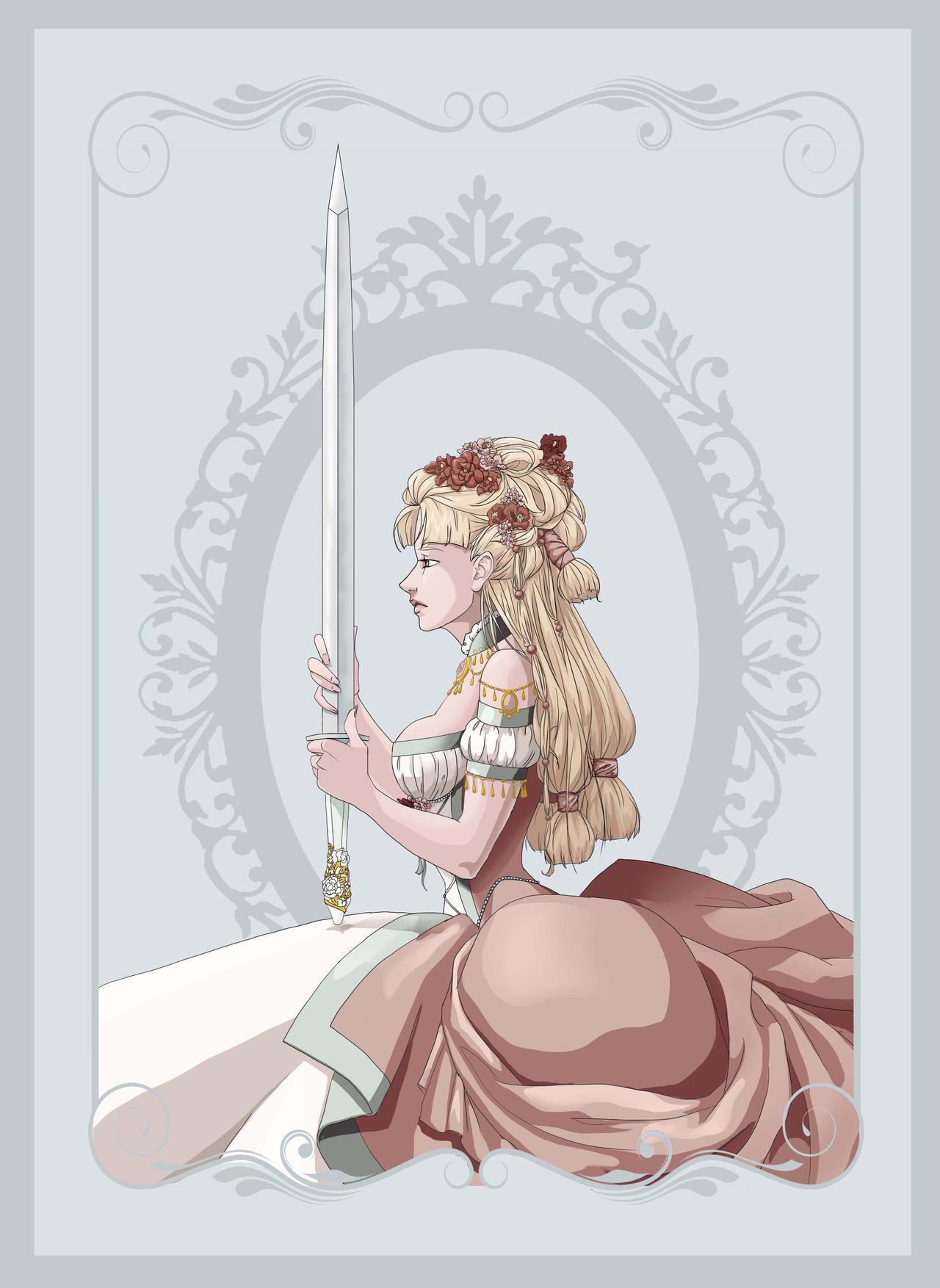 Empress by Frizz-of-Fury