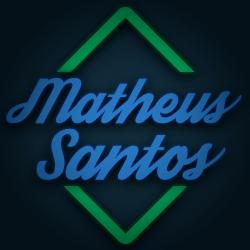Matheus Santos Logo by MS222