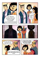 SJ: Dark Legacy Chapter1 P5 by Hi-Gummy