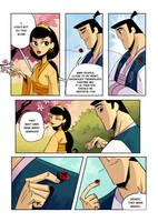 SJ: Dark Legacy Chapter1 P8 by Hi-Gummy