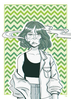 Girls Gang- Green