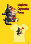CappuccettoRosso T-shirt