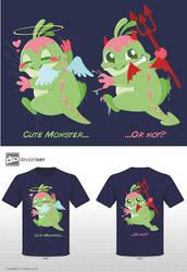 CuteMonsterOrNot?