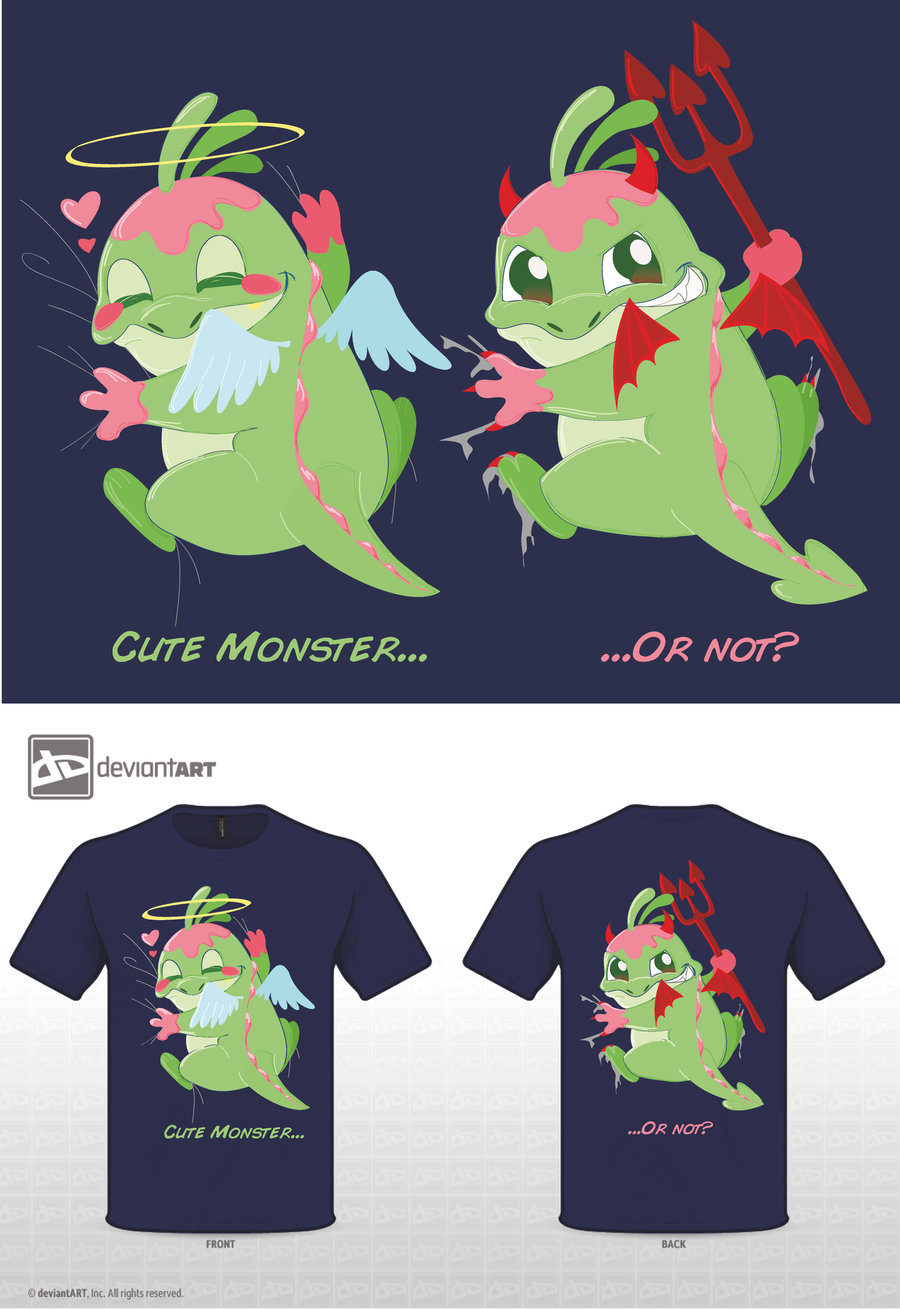 CuteMonsterOrNot? by Vallina84