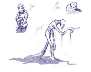 OC Doodles