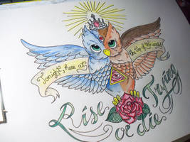 Rise or die trying