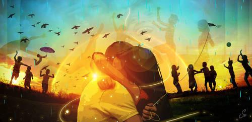 Joyful New World by SidMaster