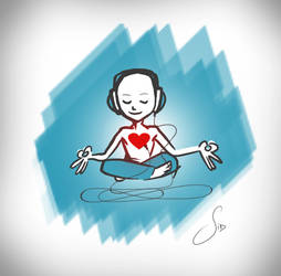 Meditate Kid (Listen To Your Heart) by SidMaster