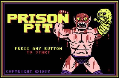 Prison Pit 2600 by jnkboy