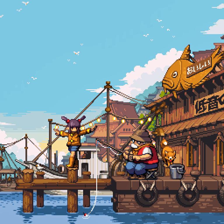 Art Dock #1