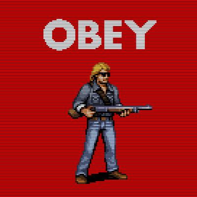 Obey Roddy Piper