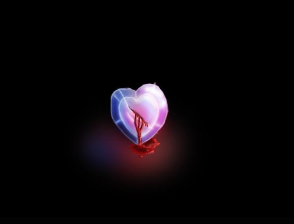 Broken heart by TM002