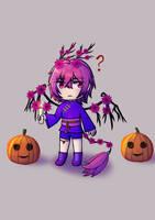 Halloween with Yume by Karren-san