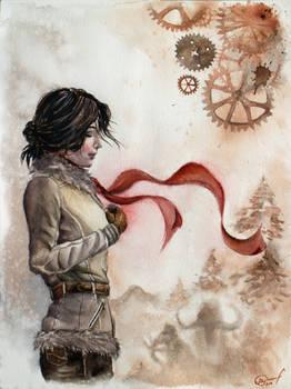 Kate Walker Syberia 3