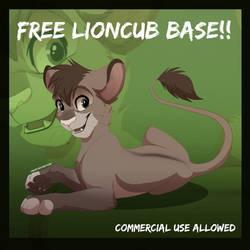 FREE lioncub base