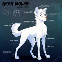 Akka Wolfe Design Notes by Streetfair