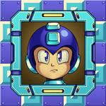 Mega Man 2 by ShenTsumi