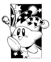 Inktober 2017 #18: Kirby by ShenTsumi