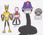 Robot Line-Up
