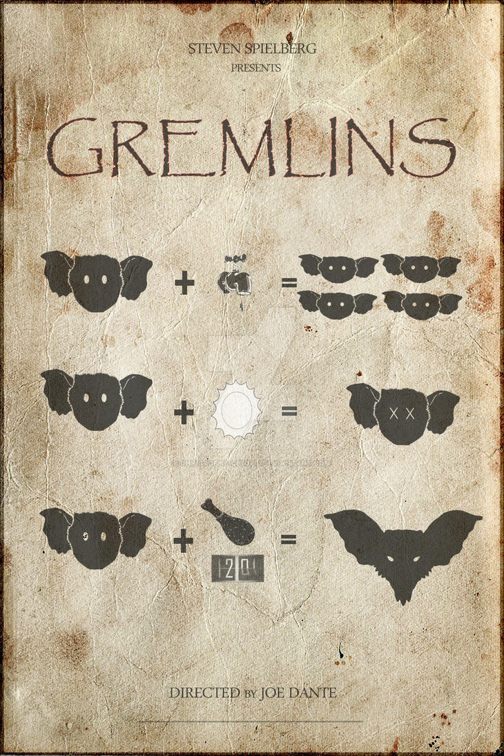 GREMLINS by Christophe-Chiozzi