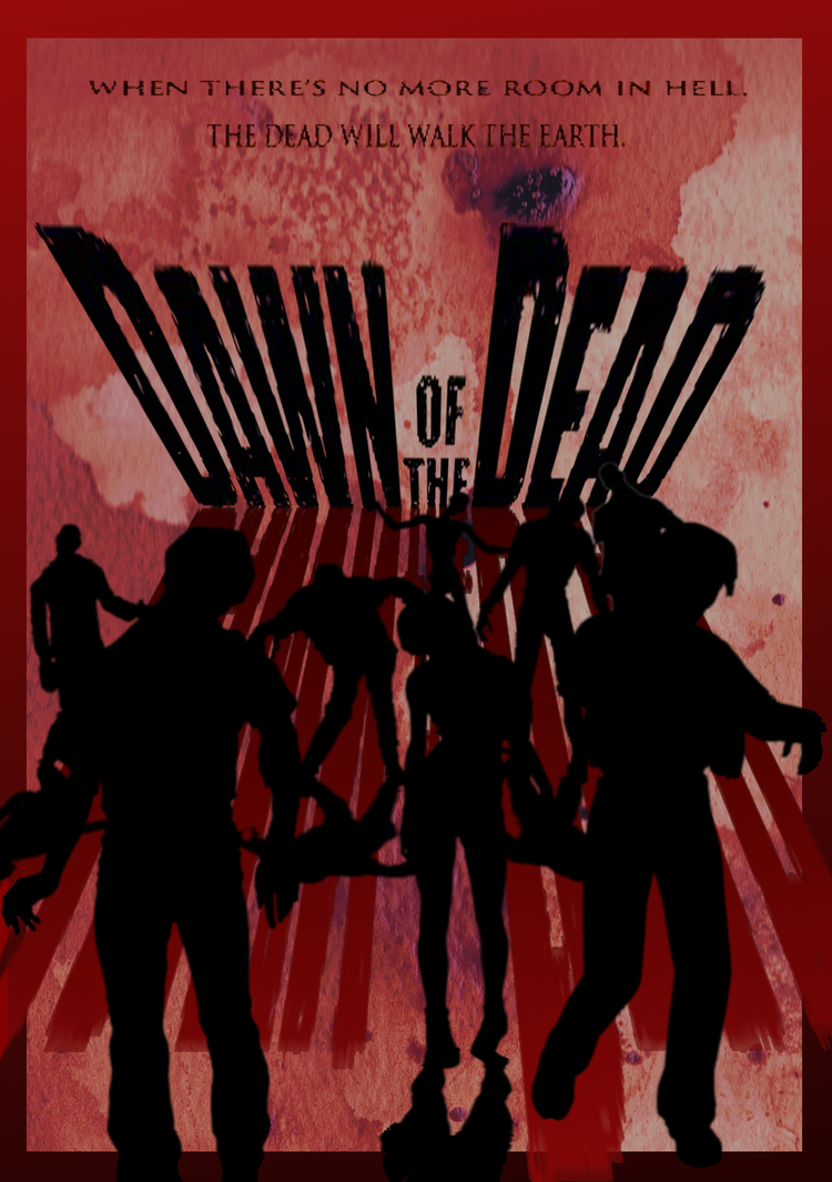 Dawn of the dead by Christophe-Chiozzi