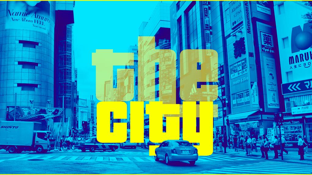 The City Wallpaper by soficanorio