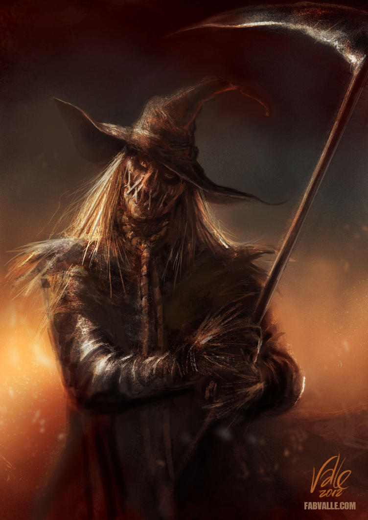 Scarecrow by Fabvalle on DeviantArt