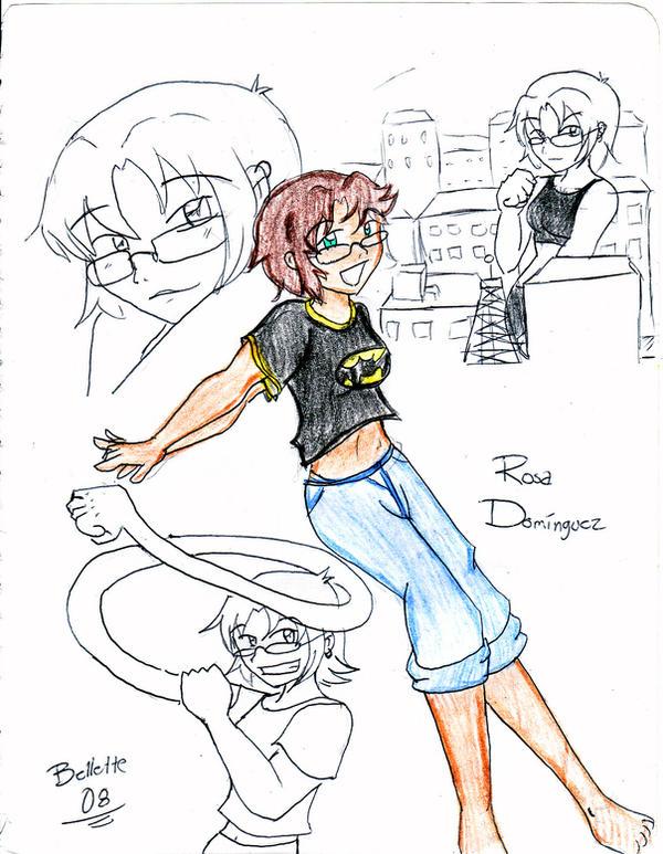 TTOC: Rosa Dominguez by Bellette