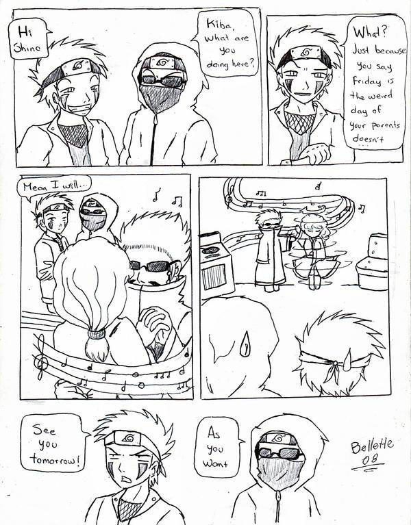 Naruto: Weird friday by Bellette