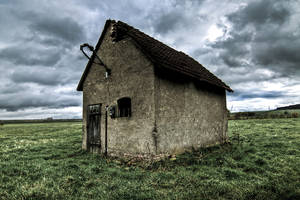 old house by Ivan0v