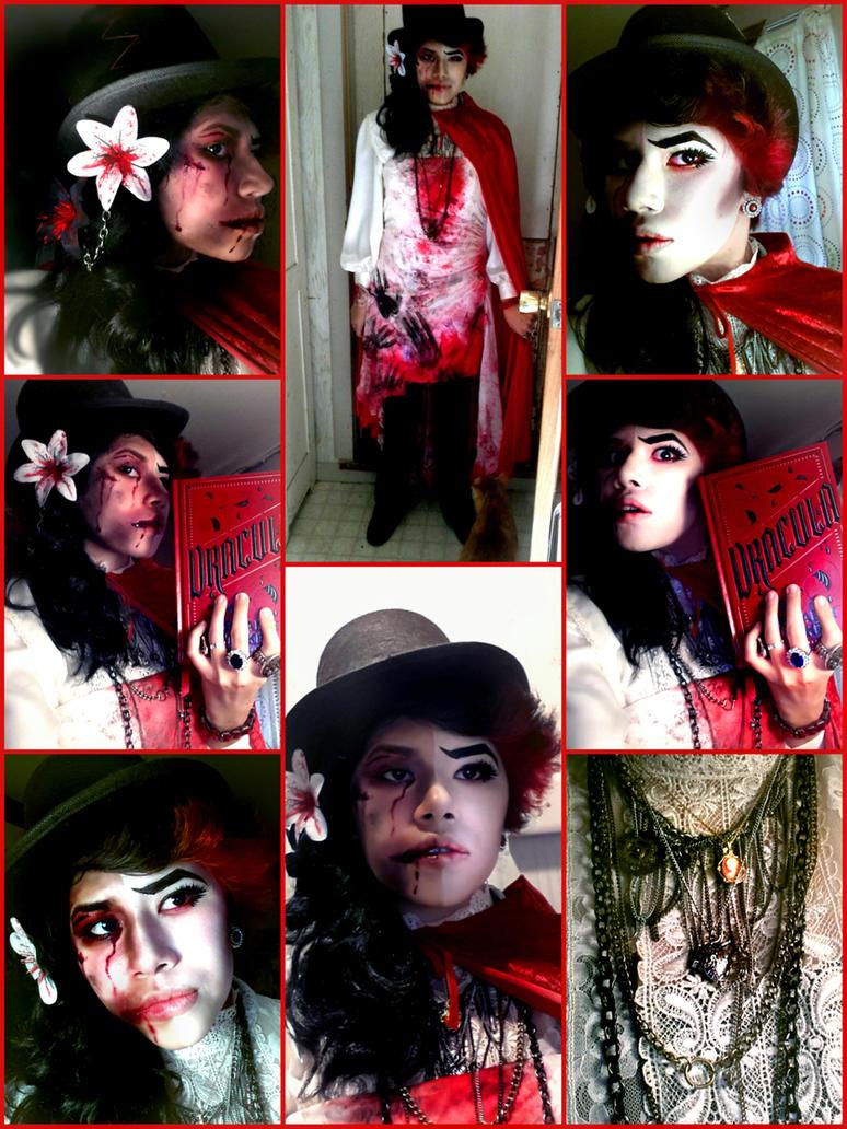 Transcendental Victim by VioletAlexander