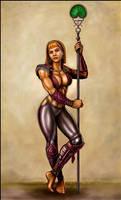 Knight-Captain Melina