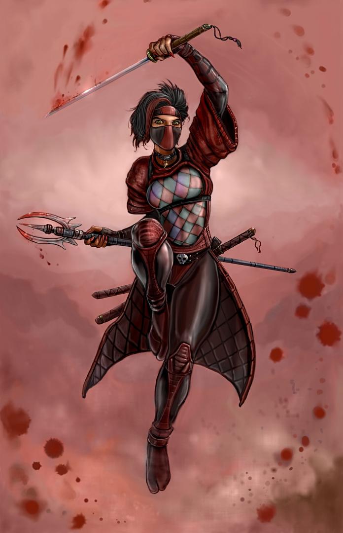 That Bloody Vixen