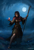 Clairvoyance by SirTiefling