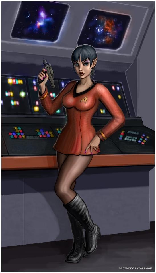 Miniskirt Logic by SirTiefling