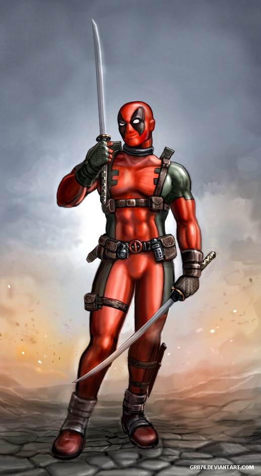 Deadpool by SirTiefling