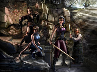 The Great Expedition by SirTiefling