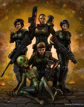 XCOM: The Pink Squad