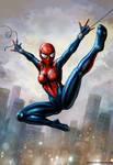 Hypercrazyamazing Spider-Girl