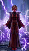 Sith Inquisitor by SirTiefling