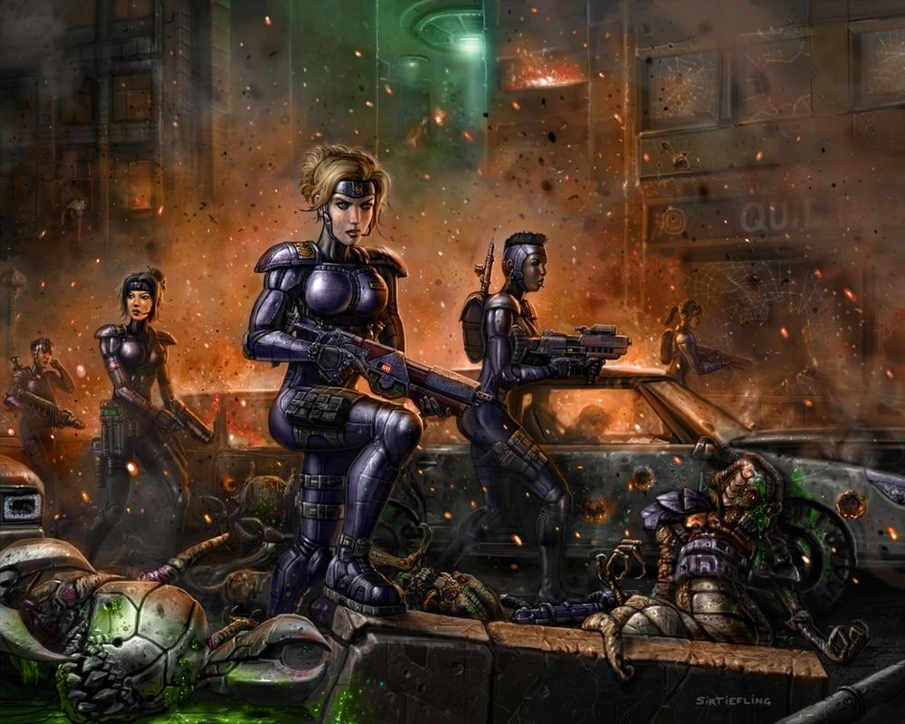 X-Com Superhuman by SirTiefling