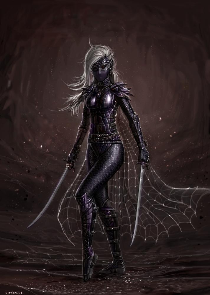 Dark Elf Assassin