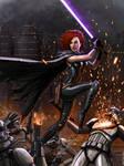 Legend of Mara Jade by SirTiefling