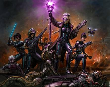 XCOM - Vigilant, Reliant