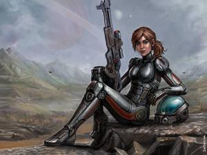 Andromeda Ryder