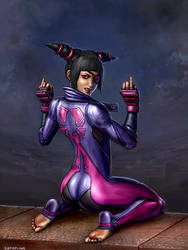 Juri Requests Engagement by SirTiefling